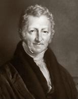 Thomas R. Malthus (1766-1834)